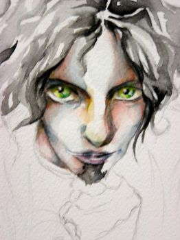 Wolf Eyes-WIP by Sepia-Mortis