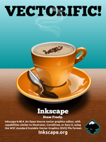 Vectorific coffee cup by QuicheLoraine