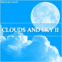 Clouds and Sky II by fabricate-stock