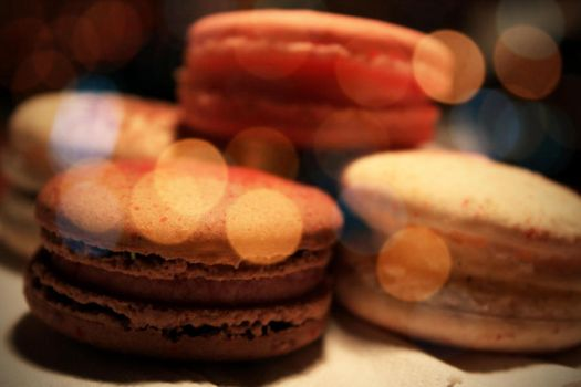 I love macaroons by shuttershade