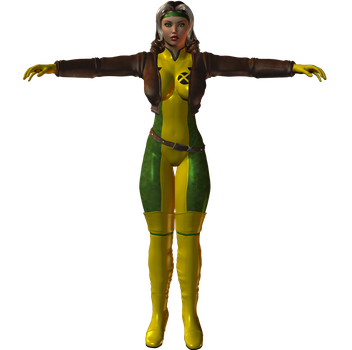 Preview: Rogue by willdial