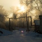 FoggyWinterSunrise by Letiso