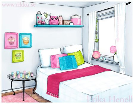 My future room by PeterPan-Syndrome