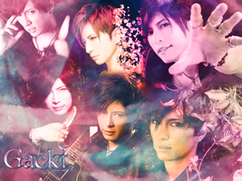 GACKT - Redemption by IttyBittyVic