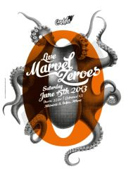 Candela live Marvel Zeroes by B-positive