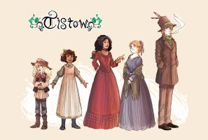 Tistow - Dockside cast by ElliPuukangas
