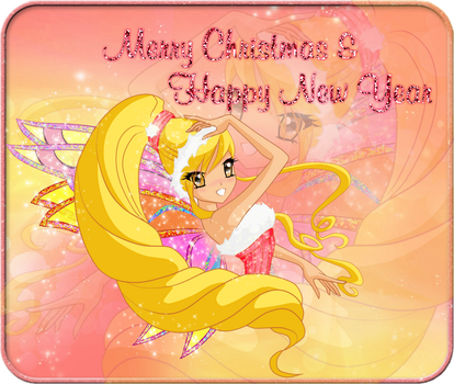 Merry Christmas and Happy New Year to everyone! by magicalcolourofwinx