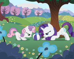 Day at the Park by FacelessJr