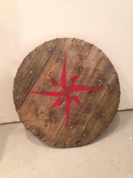 Viking Shield, Front by bjbrizee7