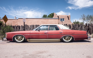 1977 Ford LTD - stanced by rubrduk