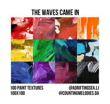 The Waves Came In by countingmelodies