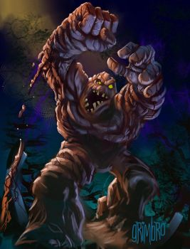 13 Nights 2008 CLAYFACE by Grimbro