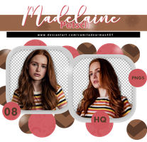 Pack Png 225 - Madelaine Petsch by camiladearmas481