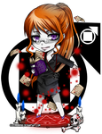 VtM - chibi_Clan Tremere by zero0810