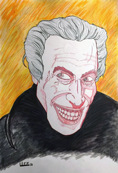 The Man Who Laughs by leviticusprime