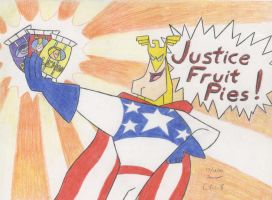 For Great Justice by Catula