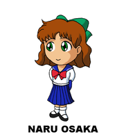 #005: Naru Osaka by TinySailorMoon