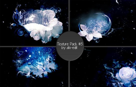 Texture Pack #5 Photoshop by alx-edit