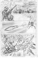 Motorsyko Issue 2 Page 4 by Fusciart