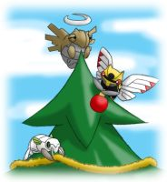 Pokemon Christmas scene no. 7