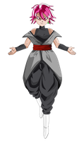 Tristina Black - Dragon Ball XenoVerse OC by ScottishSocialist