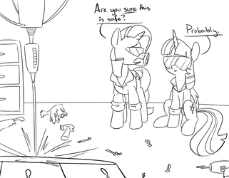 11-23-13 For Science by goattrain