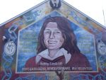 Bobby Sands mural by Keresaspa