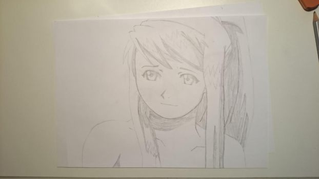 Winry by halo66