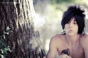 Gray Fullbuster - Fairy Tail by F0FF0