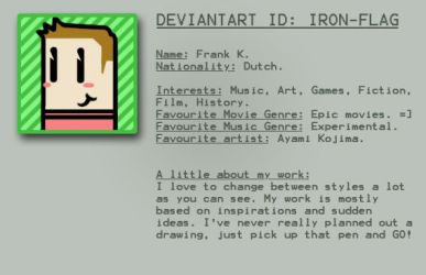 New ID by Iron-Flag