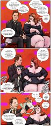 Bryce Dallas Howard SSBBW by AloysiusEroticArt