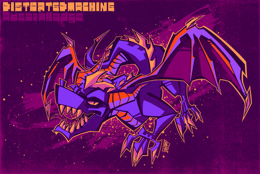 SPLATTERSPYRO by DISTORTEDMACHINE