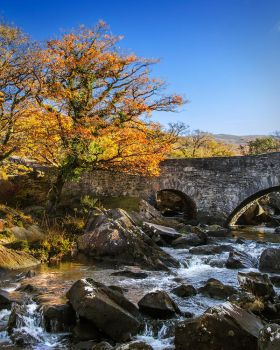 Galways Bridge, Ring of Kerry by AcridMonkry