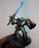 Grey Knight WIP by Rogue428