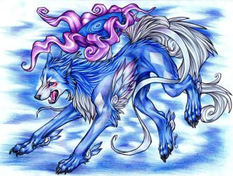 .Polar Okami. by Quinneys