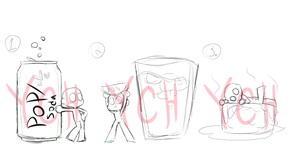 [OPEN] Drink YCH by StarrSpice