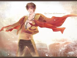 APH Spain by Mano-chan