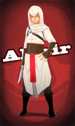 TF2 ALTAIR by KEISUKEgumby