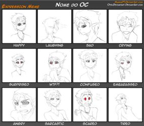Emotion chart: Vexes by MUTANTS-FOREVER