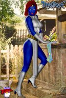 Mystique by TheDemonEtrigan
