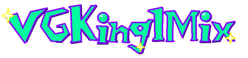 VGKing1Mix Logo by videogameking613