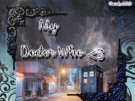 +Doctor Who Art Cover+ by WickedChibi
