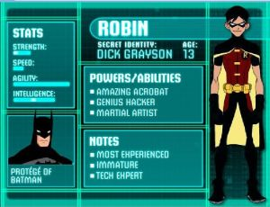 Young Justice Love Story (Robin/Dick Grayson) Ch 4 by misakirox on