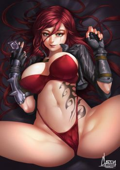Katarina Commission by LP4ever by GDecy