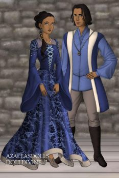 Andriel and Tallas by Babylon2260