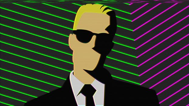 Max Headroom by Gankk