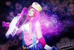 Arcade Miss Fortune by StarletTiger