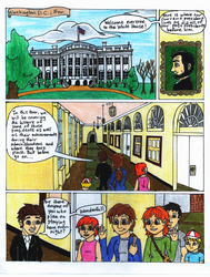 My Friend Mr. Lincoln Comic 1 by WishExpedition23