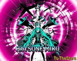 Hatsune Miku Love Is War by To-TheStars
