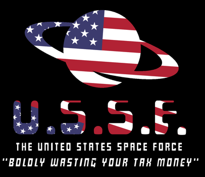 United States Space Force by xbuilder